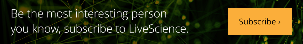 Be the most interesting person you know, subscribe to LiveScience.